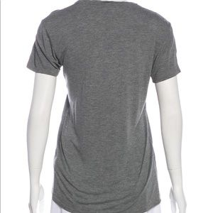 Burberry Tops - Burberry Brit light grey top short sleeves.